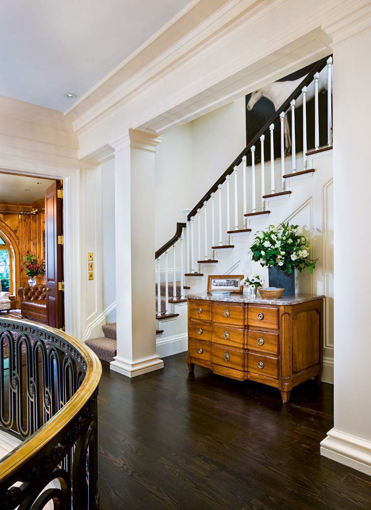 NYC Beaux Arts Townhouse Construction