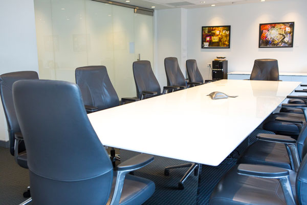 Richloom Fabrics Group Conference Room Renovation